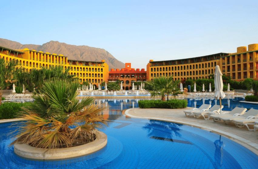Strand Beach Golf Resort Taba Heights Taba  Egiptas