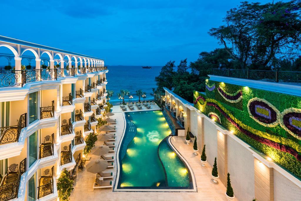 LK Emerald Beach (su pusryčiais) Pataja  Tailandas