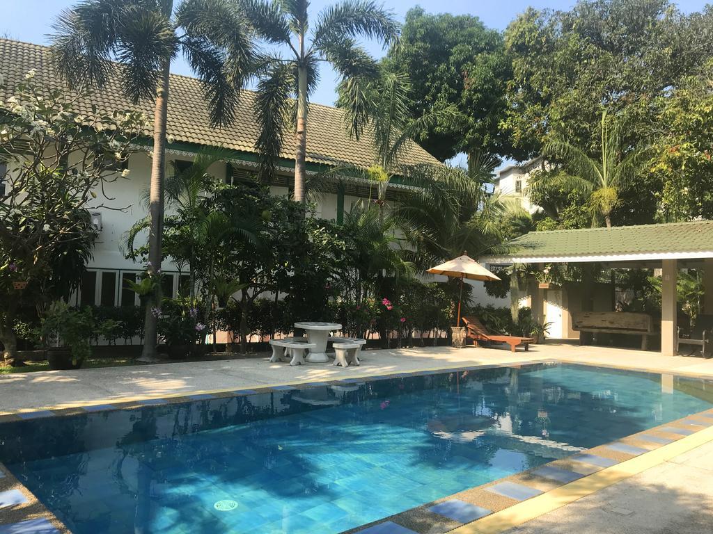 Green Villa Beach Resort Pataja  Tailandas