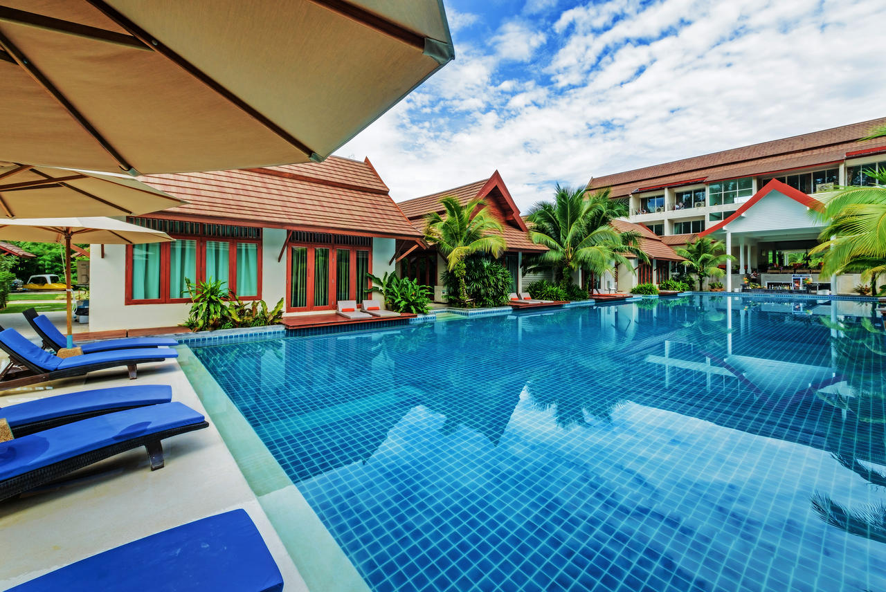 L'esprit De Naiyang Beach Resort  Puketas  Tailandas
