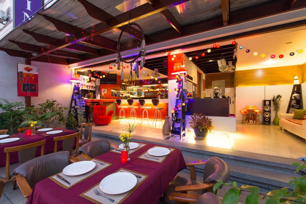 Patong Buri Hotel  Puketas  Tailandas