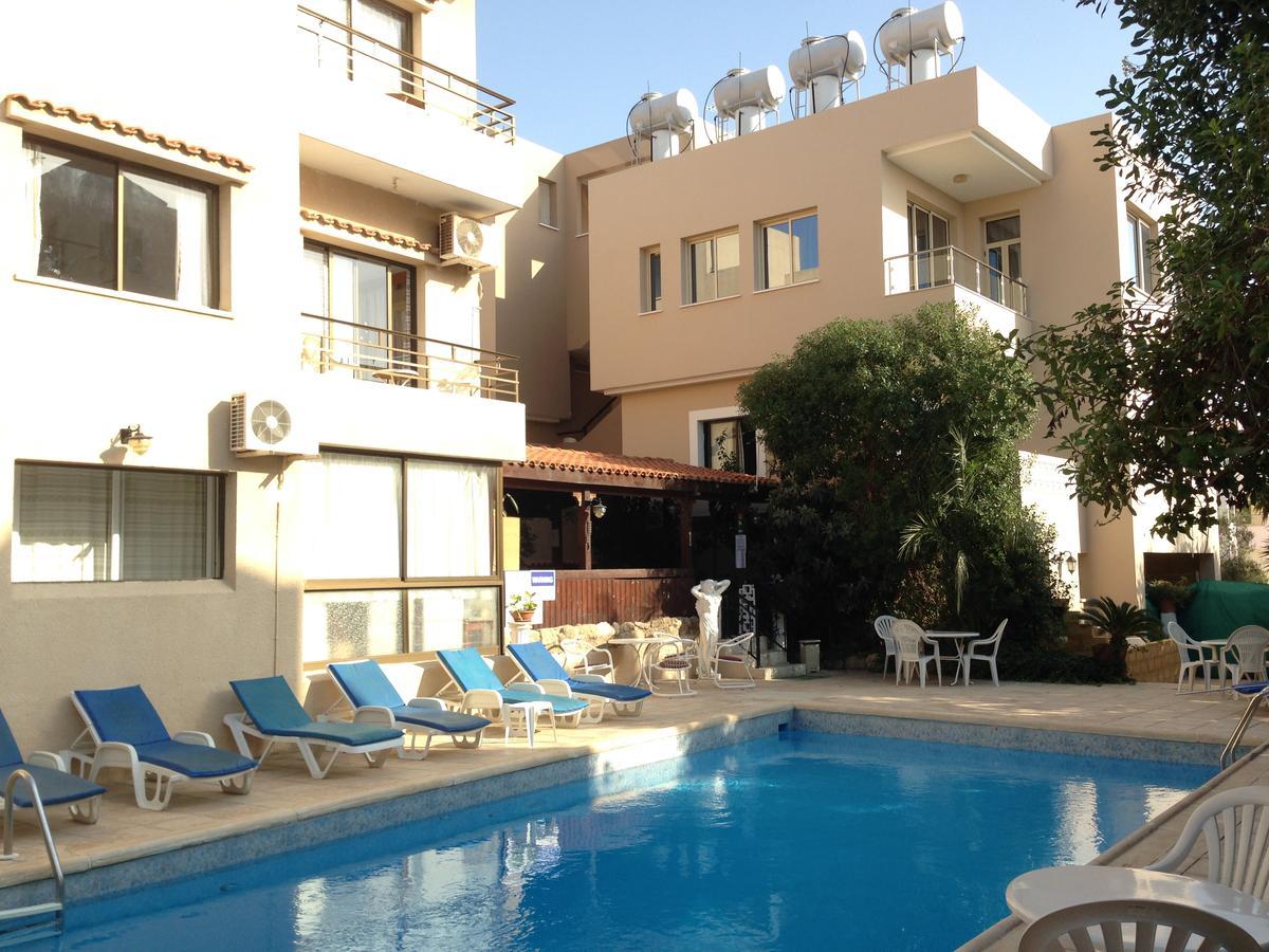 Panklitos Tourist Apartments Kipras  Kipras