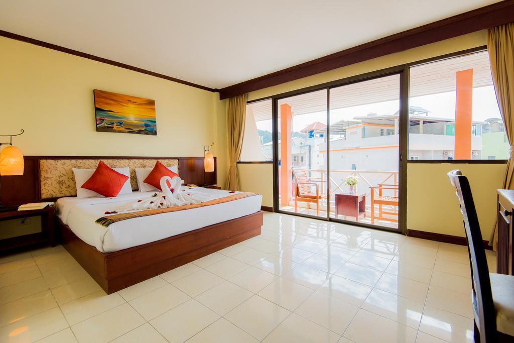 Bauman Ville Hotel Puketas  Tailandas