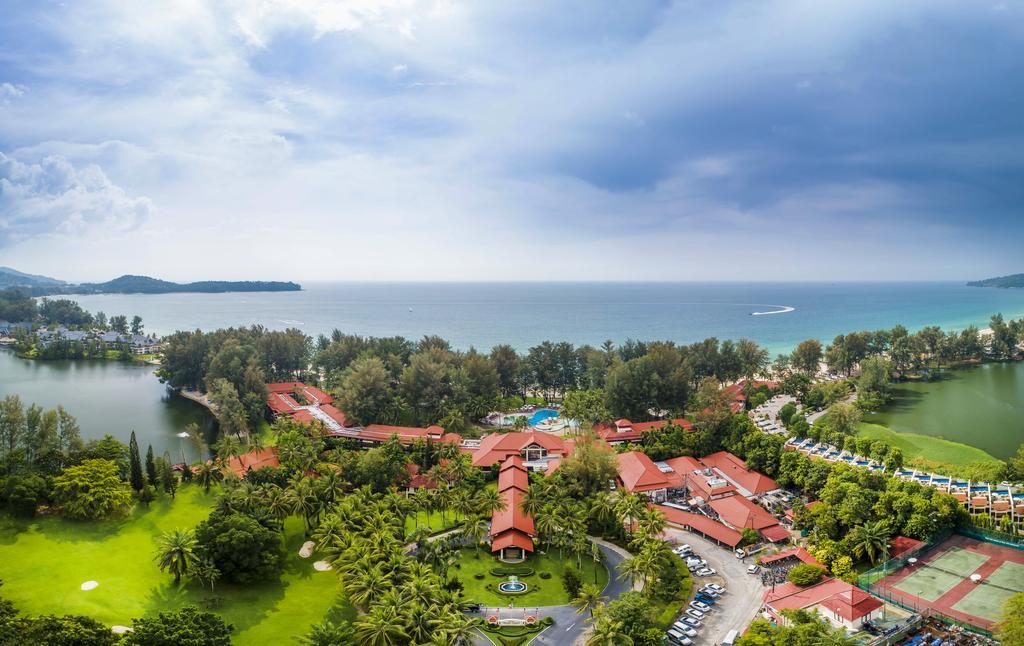 Dusit Thani Laguna Phuket  Puketas  Tailandas