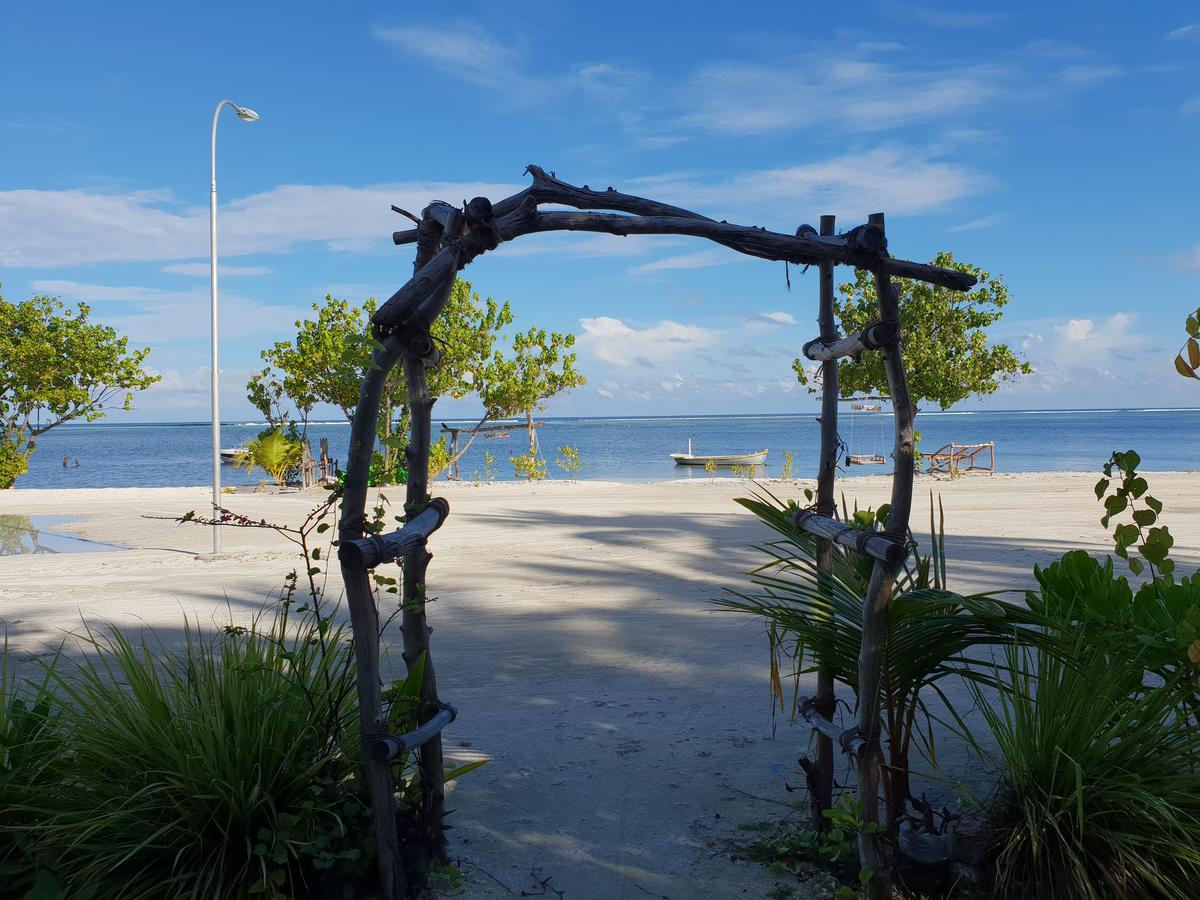 Treehouse Maafushi Maldyvai