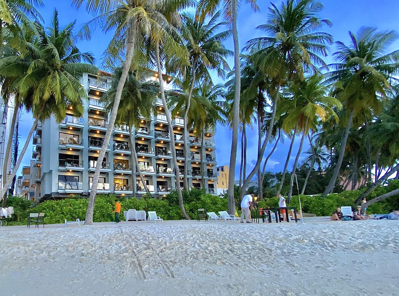 Kaani Grand Seaview Maldyvai
